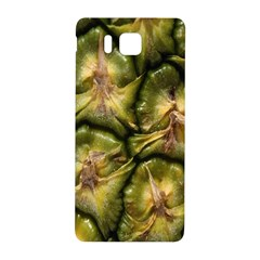 Pineapple Fruit Close Up Macro Samsung Galaxy Alpha Hardshell Back Case by Nexatart