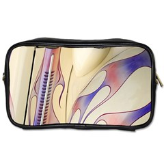 Pin Stripe Car Automobile Vehicle Toiletries Bags 2 Side by Nexatart