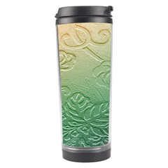 Plants Nature Botanical Botany Travel Tumbler by Nexatart
