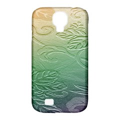 Plants Nature Botanical Botany Samsung Galaxy S4 Classic Hardshell Case (pc+silicone)