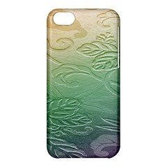 Plants Nature Botanical Botany Apple Iphone 5c Hardshell Case by Nexatart