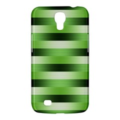 Pinstripes Green Shapes Shades Samsung Galaxy Mega 6 3  I9200 Hardshell Case