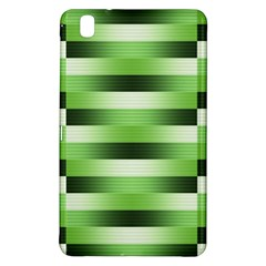 Pinstripes Green Shapes Shades Samsung Galaxy Tab Pro 8 4 Hardshell Case