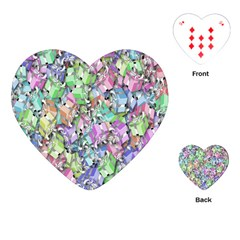 Presents Gifts Christmas Box Playing Cards (heart)