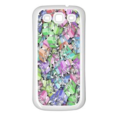 Presents Gifts Christmas Box Samsung Galaxy S3 Back Case (white)