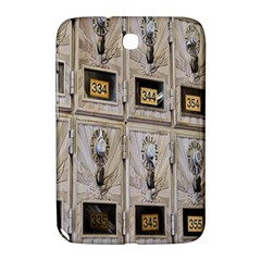 Post Office Old Vintage Building Samsung Galaxy Note 8 0 N5100 Hardshell Case