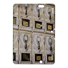 Post Office Old Vintage Building Kindle Fire Hdx 8 9  Hardshell Case by Nexatart