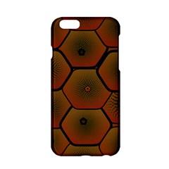 Psychedelic Pattern Apple Iphone 6/6s Hardshell Case by Nexatart