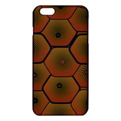 Psychedelic Pattern Iphone 6 Plus/6s Plus Tpu Case by Nexatart