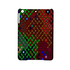 Psychedelic Abstract Swirl Ipad Mini 2 Hardshell Cases