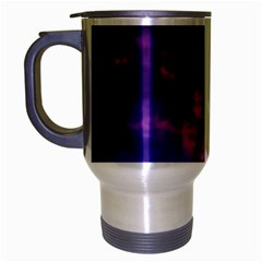 Purple Sky Travel Mug (silver Gray)