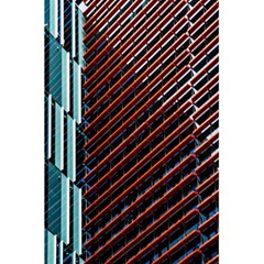 Red And Black High Rise Building 5 5  X 8 5  Notebooks by Nexatart