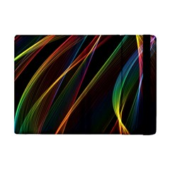 Rainbow Ribbons Apple Ipad Mini Flip Case