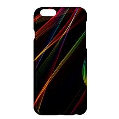 Rainbow Ribbons Apple Iphone 6 Plus/6s Plus Hardshell Case by Nexatart