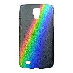 Rainbow Color Spectrum Solar Mirror Galaxy S4 Active