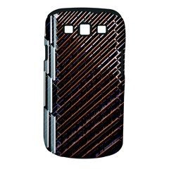 Red And Black High Rise Building Samsung Galaxy S Iii Classic Hardshell Case (pc+silicone)