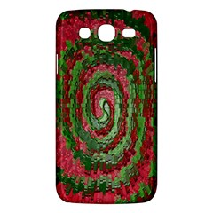 Red Green Swirl Twirl Colorful Samsung Galaxy Mega 5 8 I9152 Hardshell Case  by Nexatart