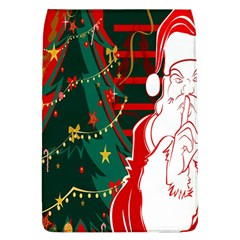 Santa Clause Xmas Flap Covers (l)