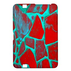 Red Marble Background Kindle Fire Hd 8 9