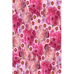 Roses Flowers Rose Blooms Nature 5 5  X 8 5  Notebooks by Nexatart