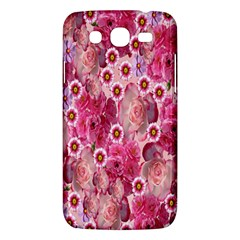 Roses Flowers Rose Blooms Nature Samsung Galaxy Mega 5 8 I9152 Hardshell Case
