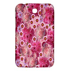 Roses Flowers Rose Blooms Nature Samsung Galaxy Tab 3 (7 ) P3200 Hardshell Case