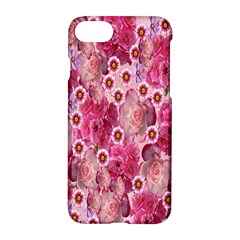 Roses Flowers Rose Blooms Nature Apple Iphone 7 Hardshell Case
