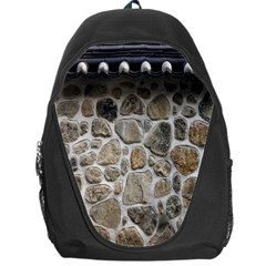 Roof Tile Damme Wall Stone Backpack Bag