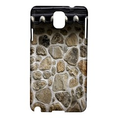 Roof Tile Damme Wall Stone Samsung Galaxy Note 3 N9005 Hardshell Case