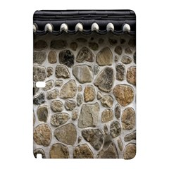 Roof Tile Damme Wall Stone Samsung Galaxy Tab Pro 12.2 Hardshell Case by Nexatart