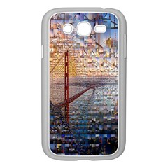 San Francisco Samsung Galaxy Grand Duos I9082 Case (white)