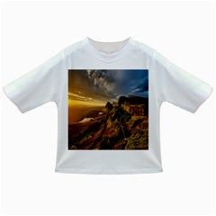 Scotland Landscape Scenic Mountains Infant/toddler T Shirts