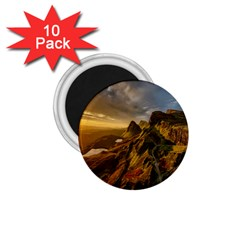 Scotland Landscape Scenic Mountains 1 75  Magnets (10 Pack)