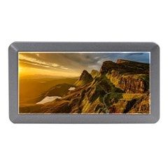 Scotland Landscape Scenic Mountains Memory Card Reader (mini)