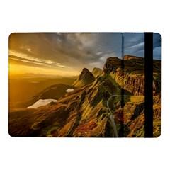 Scotland Landscape Scenic Mountains Samsung Galaxy Tab Pro 10 1  Flip Case