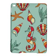 Seahorse Seashell Starfish Shell Ipad Air 2 Hardshell Cases by Nexatart