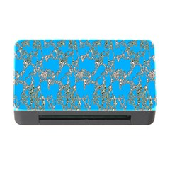 Seamless Pattern Background Seamless Memory Card Reader With Cf