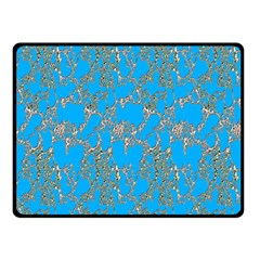 Seamless Pattern Background Seamless Double Sided Fleece Blanket (small)