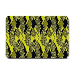 Seamless Pattern Background Seamless Small Doormat  by Nexatart