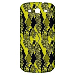 Seamless Pattern Background Seamless Samsung Galaxy S3 S Iii Classic Hardshell Back Case