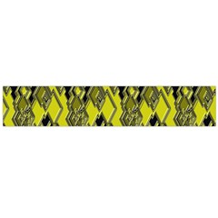 Seamless Pattern Background Seamless Flano Scarf (large)