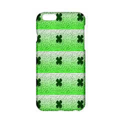 Shamrock Pattern Apple Iphone 6/6s Hardshell Case by Nexatart