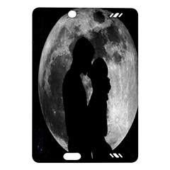 Silhouette Of Lovers Amazon Kindle Fire Hd (2013) Hardshell Case by Nexatart