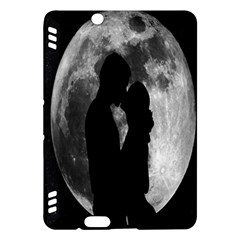 Silhouette Of Lovers Kindle Fire Hdx Hardshell Case