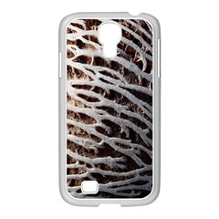 Seed Worn Lines Close Macro Samsung Galaxy S4 I9500/ I9505 Case (white)