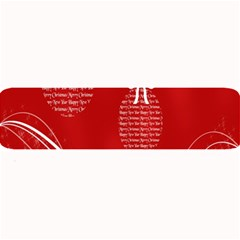 Simple Merry Christmas Large Bar Mats