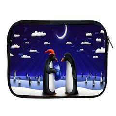 Small Gift For Xmas Christmas Apple Ipad 2/3/4 Zipper Cases
