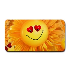 Smiley Joy Heart Love Smile Medium Bar Mats