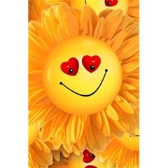 Smiley Joy Heart Love Smile 5 5  X 8 5  Notebooks