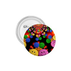 Smiley Laugh Funny Cheerful 1 75  Buttons by Nexatart